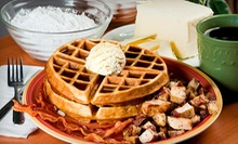 $15 for Three Groupons, Each Good for $10 Worth of Breakfast at Adrienne & Co. Bakery and Cafe ($30 Total Value)