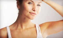 Six Laser Hair-Removal Treatments on a Small or Large Area at Advanced Laser Clinics (Up to 85% Off)