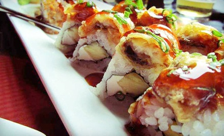 $10 for $20 Worth of Japanese Food at Arata Sushi in Prospect