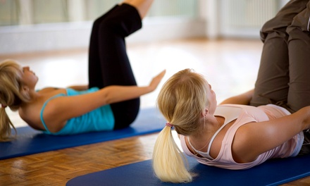 10 or 20 Yoga Sessions at  We Are Yoga  (Up to 71% Off)