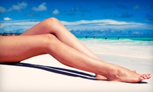 Eyebrow or Full-Leg Wax at Fraiche Salon (Up to 53% Off)