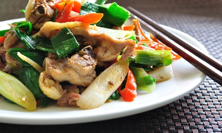 $13 for $20 Worth of Chinese Cuisine at China Dynasty