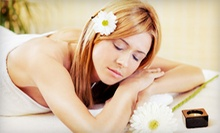 Spa Package for One or Two with Complimentary Wine at Majestic Medical Touch Spa (Up to 67% Off)