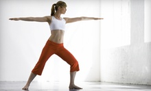 10 or 20 Yoga Classes at Mindful Motion Yoga (Up to 71% Off)
