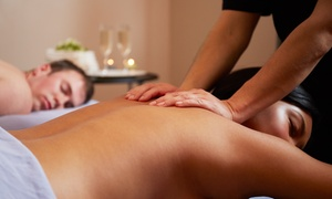 Couples Massage With Hot-towel Treatment At Restore Bodywork & Reflexology (51% Off)