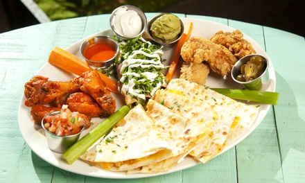 Mexican Food at Señor Frog's (Up to 50% Off)