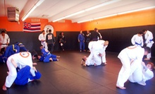 5, 10, or 15 Brazilian Jiu Jitsu Classes at Clube De Jiu Jitsu Pitbull (Up to 70% Off)