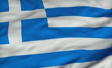 One-Day Visit for Two or Four with Snacks to Greek Fest on June 13–16 (Up to 55% Off)