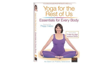 Yoga for the Rest of Us: Essentials for Every Body DVDs