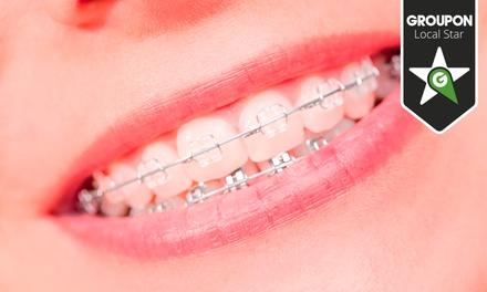 AZ Clinic — Guimarães: aparelho dentário metálico ou estético e seis consultas desde 69,90€