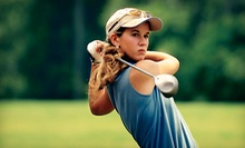 $195 for 20 Rounds of Golf and 7 Golf Clinics with PGA Instructor from City of Denver Golf (Up to $612 Value)