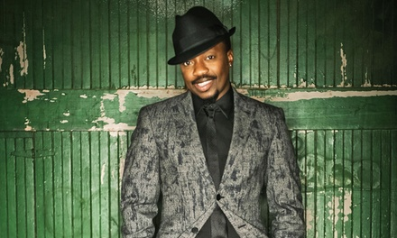 The Tampa Urban Music Fest with Anthony Hamilton at USF Sun Dome on Saturday, Aug. 23, at 8 p.m. (Up to 41% Off)
