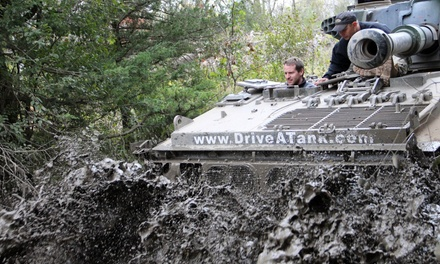 Military Vehicle Experience at Drive A Tank, Inc (Up to 50% Off)