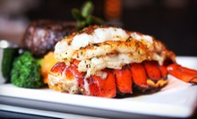 Asian-Fusion Dinner at Ele Fine Fusion (Up to Half Off). Two Options Available.