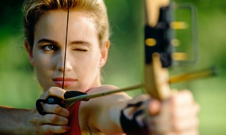Archery Shooting Package With Basic Instruction for Two or Four at West Town Archery (Up to 55% Off)