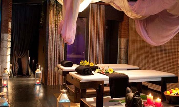 Hammami - HAMMAMI: Percorso Hammam Exclusive per 2 persone con massaggio di 40 minuti a 99 €