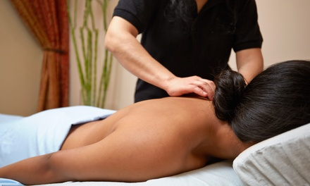 One 60-Minute Massage at Oasis Spa & Salon (50% Off)