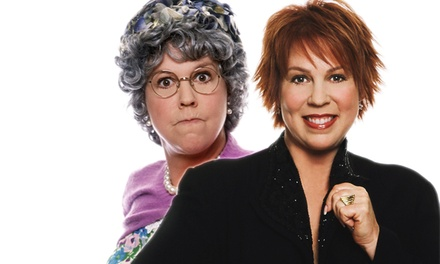 Vicki Lawrence and Mama: A Two Woman Show at Palace Theater on Saturday, April18, at 8 p.m. (Up to 40% Off)