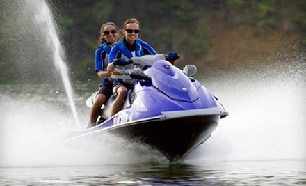 Two- or Four-Hour 2012 Yamaha WaveRunner Rental from Fun Rentals (Up to 55% Off)