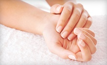 One or Three Gel Manicures at Blush Beauty Boutique (Up to 53% Off)