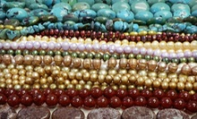 Three Jewelry-Making Classes with Materials Included or C$15 for C$30 Worth of Beads and Supplies at Diva Beadz