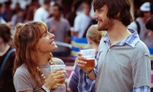 $39 for Visit for Two to the Mount Pleasant International BeerFest on Saturday, June 8 ($80 Value)