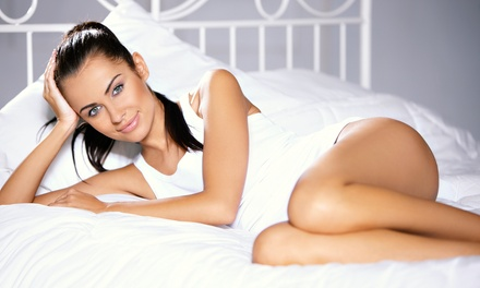 Six Laser Hair-Removal Treatments at                           Oasis Day Spa (Up to 81% Off)