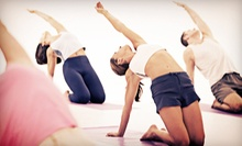 $39 for 10 Hot Yoga Classes at ZenSpot ($130 Value)