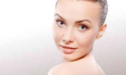 Chemical Peel with Optional Cleansing Facial at Aqua Salon and Spa with Hanieh (Up to 57% Off)