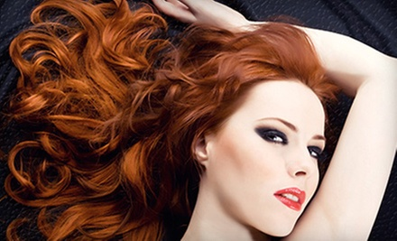 Three or Six Peekaboo Colourful Hair Extensions at Chanti Extensions Salon (53% Off)