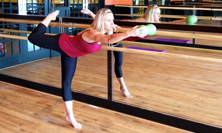 5, 10, or 25 Barre Classes at Form Fitness Mechanicsville (Up to 51% Off)