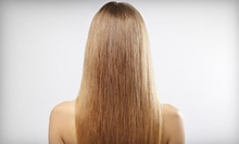 Cut with Deep Conditioning, Anti-Frizz Treatment, or Coloring at California Trends Day Spa &amp; Salon (Up to 55% Off)