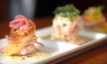 $30 for $60 Worth of Contemporary Cuisine and Drinks at Moro Restaurant