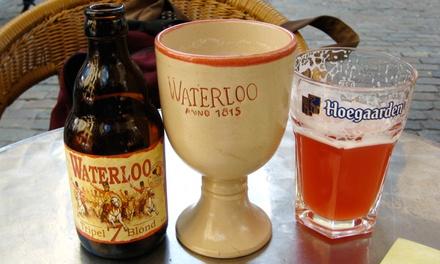 $8 for $15 Towards Belgian Beer at Manneken Frites