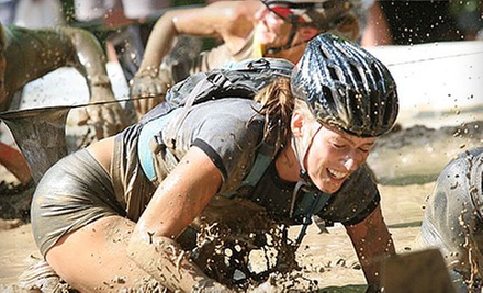 One 5K Adventure Run on June 15, July 13, or August 17, or All Three Races from Muddy Watters (Up to 56% Off)