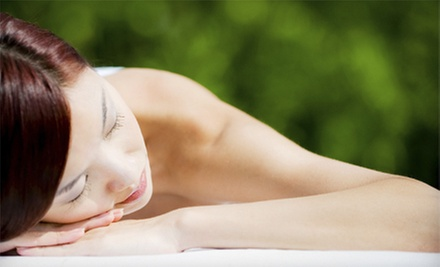 $35 for a One-Hour Massage at Iconic Nail & Spa (Up to $80 Value)