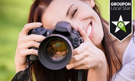 Luz do Deserto — Belém: workshop de iniciação à fotografia e reflexologia para uma ou duas pessoas desde 29€