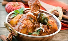 Indian Cuisine at Zyka Indian Cuisine (Half Off). Two Options Available.