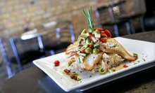 $15 for Two Groupons, Each Good for $15 Worth of International Fusion at Café Bella ($30 Total Value)