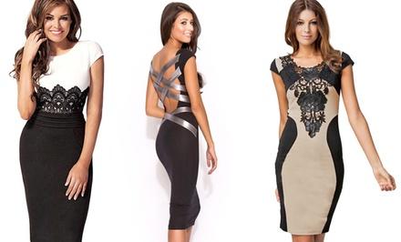Eva, Madison, Stacy, and Jade & Juliet Women's Dresses