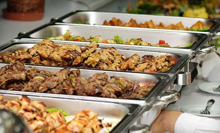 Tailgate Catering Package for 10 or 20 from Gigante Catering (Up to 53% Off)