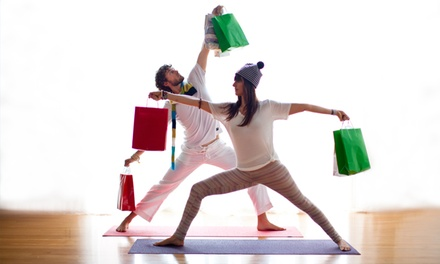 $25 for Yoga Gear and Accessories at Manduka.com (a $50 Value)