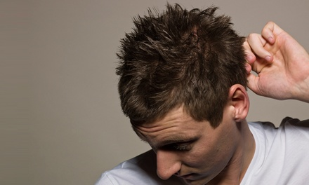 $91 for a Six-Week Laser Hair-Restoration Treatment at  Hair Solutions Of Tampa ($900 Value)