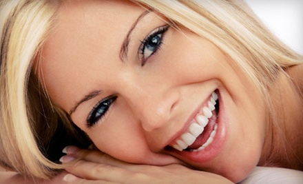 One, Two, or Three LED Teeth-Whitening Sessions at Le Cheval Day Spa (Up to 64% Off)