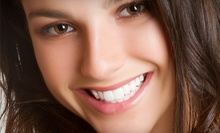 Dental Exam with X-rays and Cleaning or In-Office Teeth Whitening at A to Z Family Dentistry (Up to 86% Off)