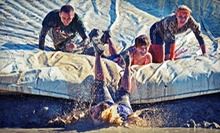 Survivor Mud Run with T-shirt and Race Bib for One or Two on Saturday, July 20 (Up to 52% Off)