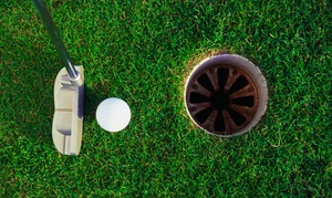 Golf Round For Two Including Cart And Balls From The Golf Club At Rancho California (up To 50% Off). Two Options.