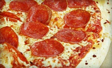 Pizza Meal for Two with Salads and Drinks or $9 for $18 Worth of Italian Food at Brick Oven Pizza