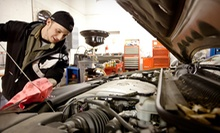 $19 for an Auto-Maintenance Package with Oil Change, Tire Rotation, and Inspection at Brian's Auto Care ($55 Value)