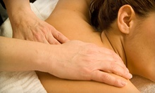 $75 for Two-Hour Spa Package with Massage, Facemask, and Foot Scrub at Country Charm OKC ($154 Value)